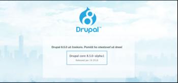 Drupal 8.5, PHP7.2,  Bootstrap 4.0.0